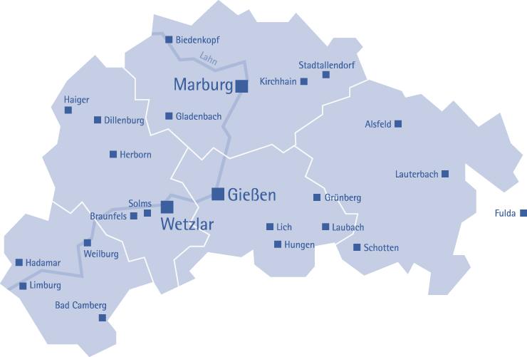 Region Mittelhessen