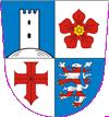 Wappen von Kreis Bergstraße