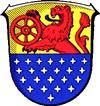 Wappen von Landkreis Darmstadt-Dieburg