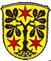 Wappen von Odenwaldkreis