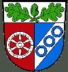 Wappen von Landkreis Aschaffenburg