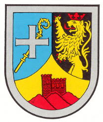 Wappen von Verbandsgemeinde Annweiler am Trifels