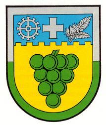 Wappen von Verbandsgemeinde Landau-Land