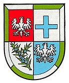 Wappen von Verbandsgemeinde Hauenstein