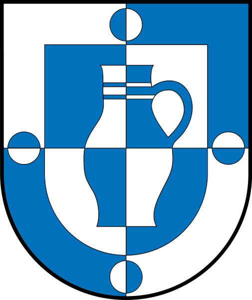 Wappen von Verbandsgemeinde Höhr-Grenzhausen