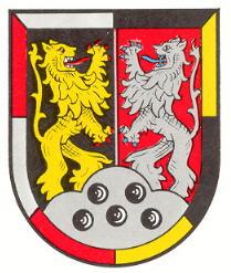 Wappen von Verbandsgemeinde Bruchmühlbach-Miesau
