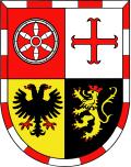 Wappen von Verbandsgemeinde Nieder-Olm