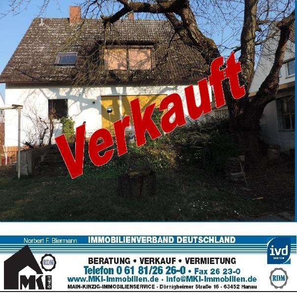 1-2-Familienhaus in Feldrandlage