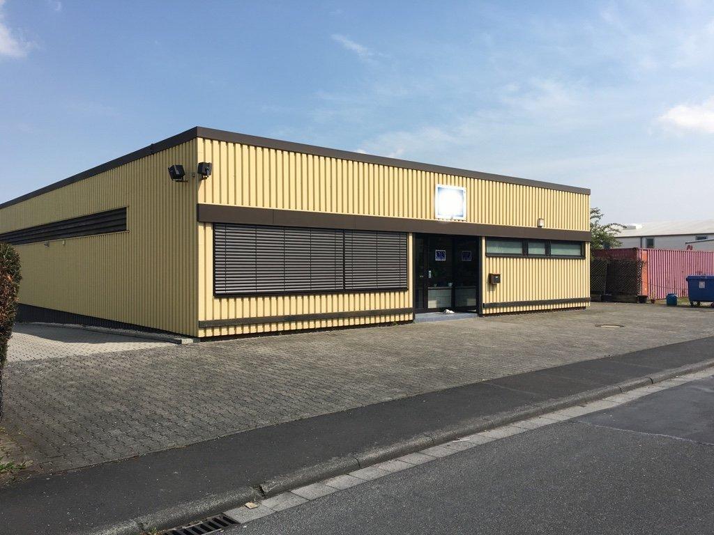 Büro/Lagerfläche mit Nebengebäude