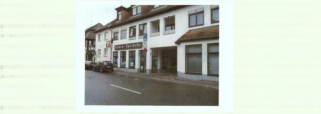 Ladengeschäft Ortskern Dudenhofen