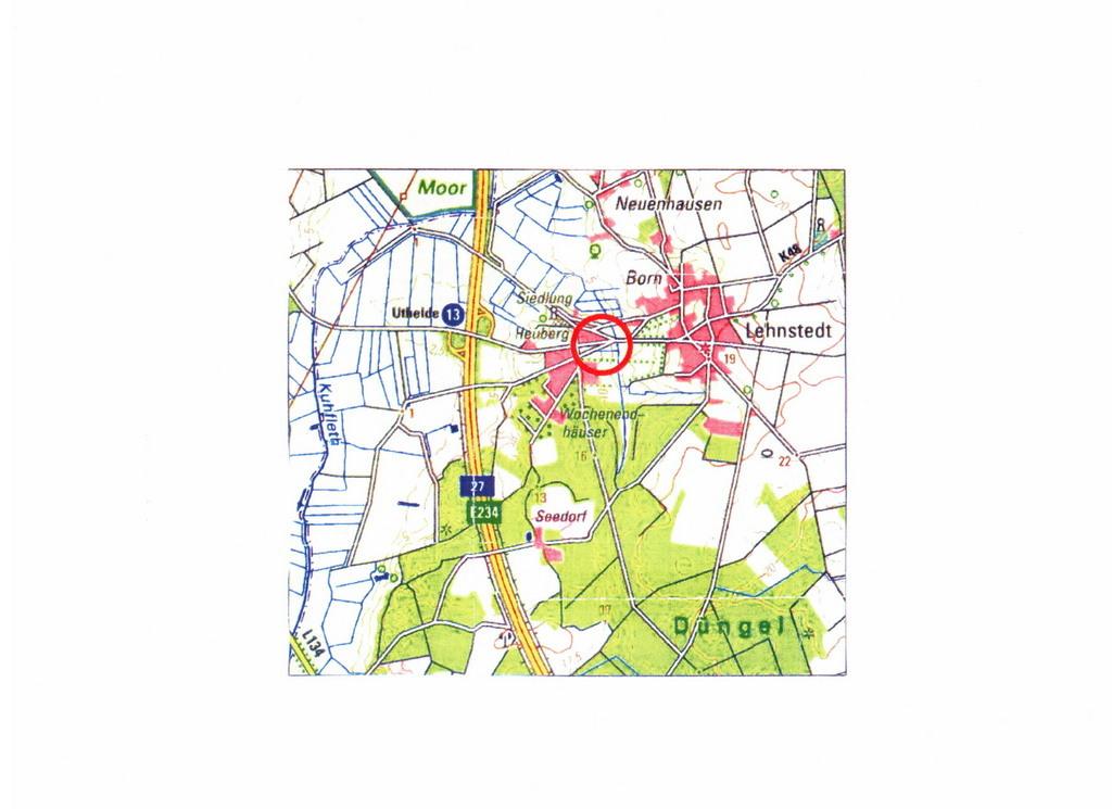 Schöne Baugrundstücke naturnahe und verkehrsgünstig in Wulsbüttel-Lehnstedt (von Privat)