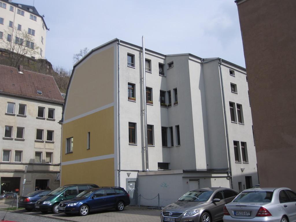 Wohn- und Geschäftshaus in der Altstadt