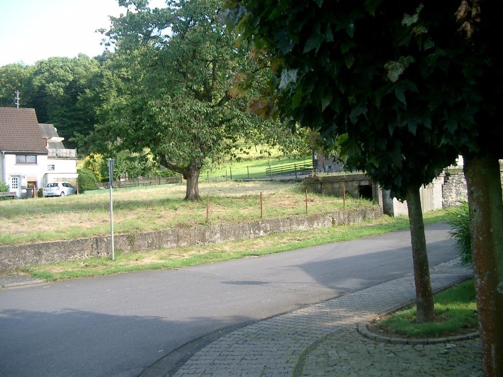 Baugrundstück im Ortskern von Rothenbach