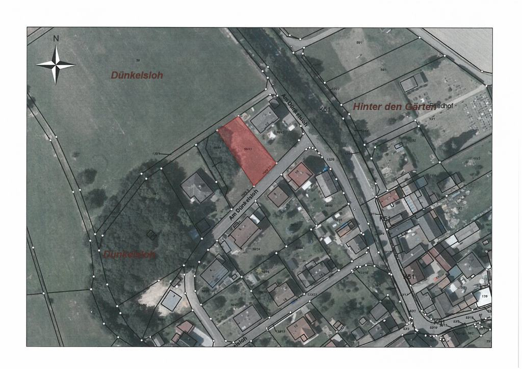 Baugrundstück in Lohra-Rodenhausen