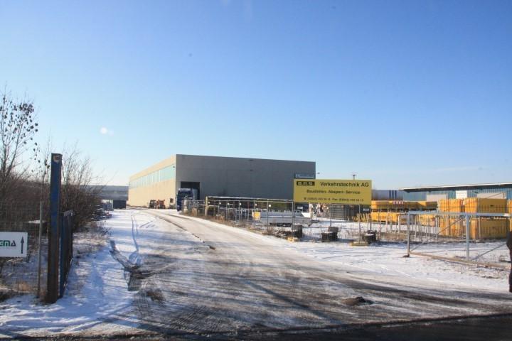 Industrieobjekt an der A 3 - ideal für Logistik, Handwerk oder Umwelt- und Entsorgungsbetriebe