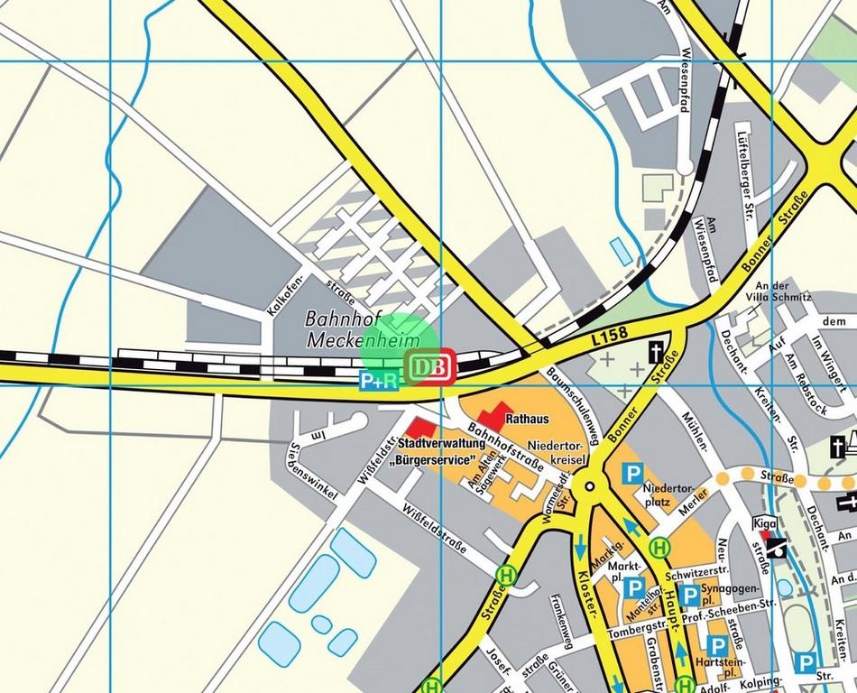 Gewerbegrundstück Kalkofenstraße