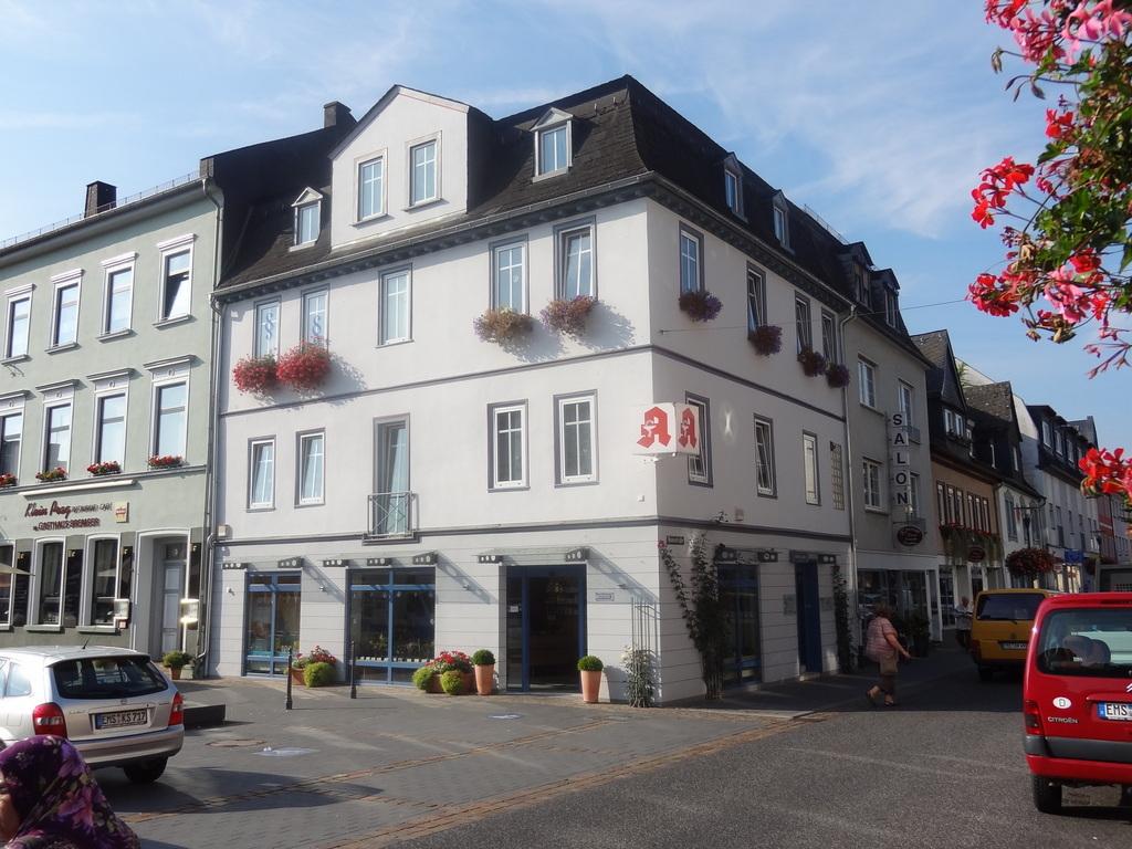 Praxis-/Bürofläche in 65582 Diez, Marktplatz 2, Ecke Rosenstraße