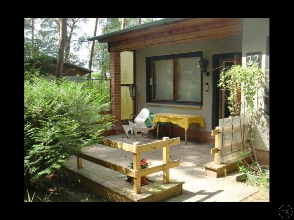 Massivhaus Bungalow Lindhorst Balzer Siedlung zum Verkauf oder Tausch