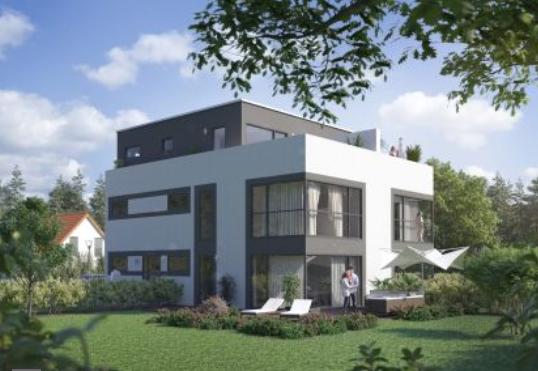 Haus 1: Neubau DHH mit Dachterasse 159,06 qm Wohnfläche in Diez