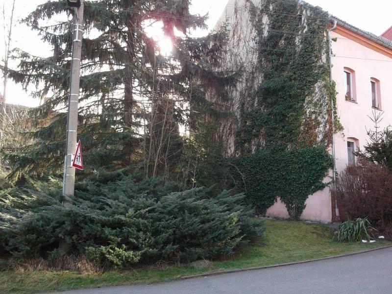 Baugrundstück Zwickau Marienthal erschlossen zentral und ruhig gelegen