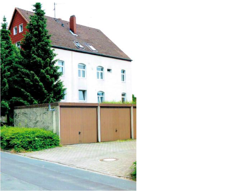 Mehrfamilienhaus in Empelde