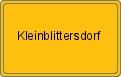 Wappen Kleinblittersdorf
