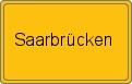 Wappen Saarbrücken