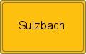 Wappen Sulzbach