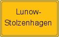 Wappen Lunow-Stolzenhagen