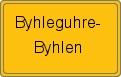 Wappen Byhleguhre-Byhlen