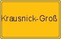 Wappen Krausnick-Groß