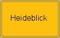 Wappen Heideblick