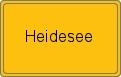 Wappen Heidesee