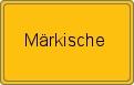 Wappen Märkische