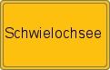 Wappen Schwielochsee