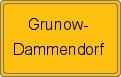 Wappen Grunow-Dammendorf