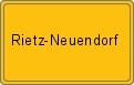 Wappen Rietz-Neuendorf