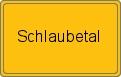 Wappen Schlaubetal