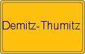 Wappen Demitz-Thumitz