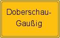 Wappen Doberschau-Gaußig