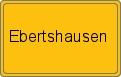 Wappen Ebertshausen
