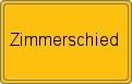 Wappen Zimmerschied