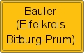 Wappen Bauler (Eifelkreis Bitburg-Prüm)