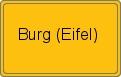 Wappen Burg (Eifel)