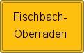 Wappen Fischbach-Oberraden