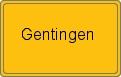 Wappen Gentingen