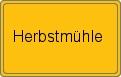 Wappen Herbstmühle