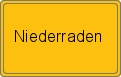 Wappen Niederraden