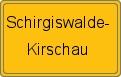 Wappen Schirgiswalde-Kirschau