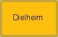 Wappen Dielheim